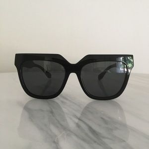 Sonix Black Avalon Sunglasses - BRAND NEW